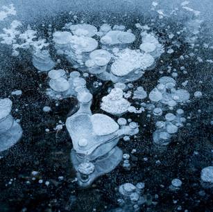 Icy Bubbles | Joux Lake