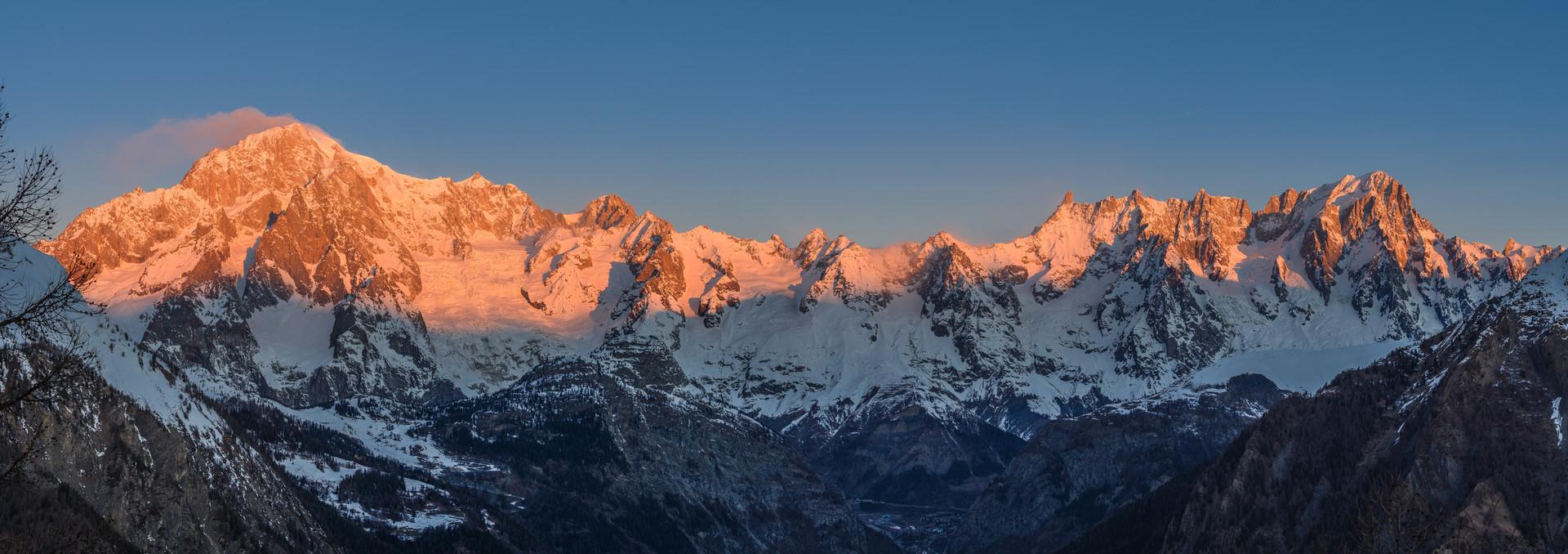 Sunrise | Aosta Valley