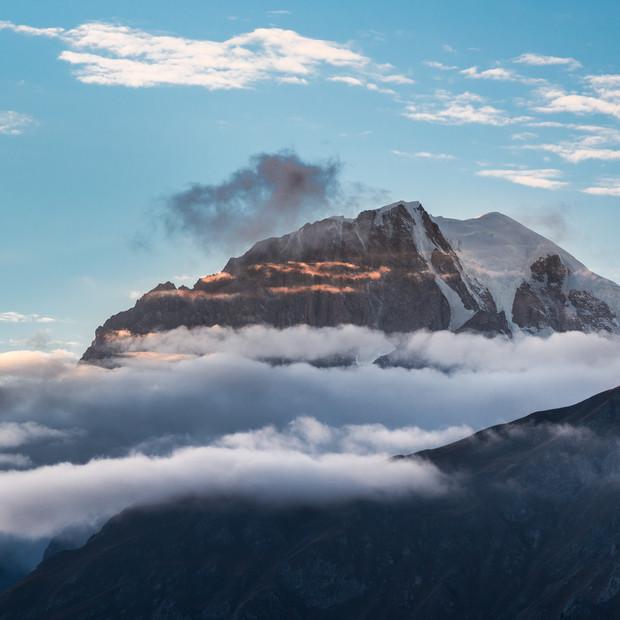 Mont Blanc | La Salle