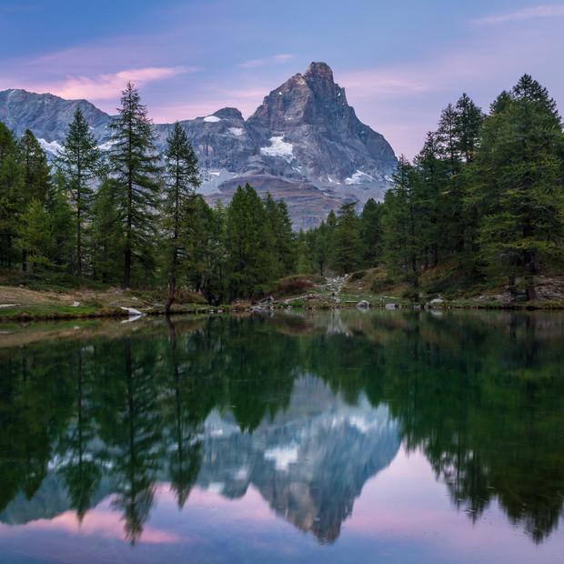 Matterhorn Reflections | Breuil Cervinia