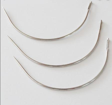 Jumbo C-Shaped Needle