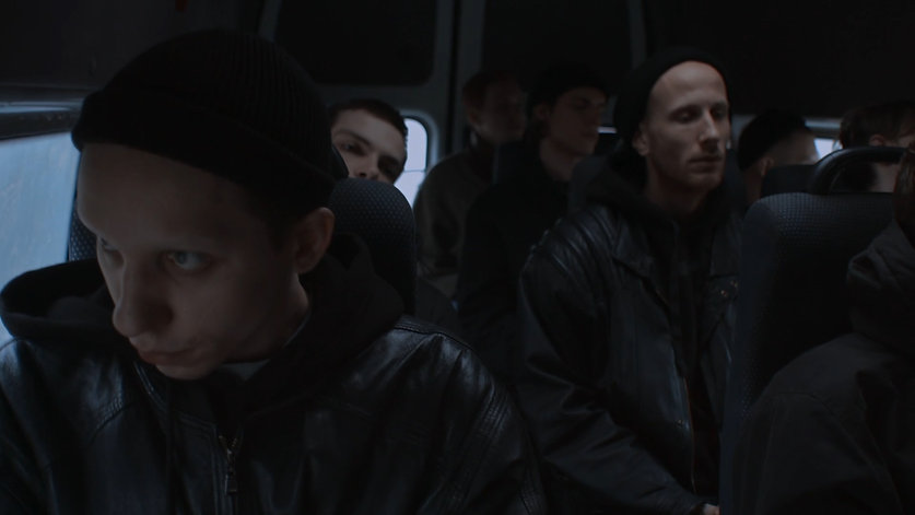 1 Albina Mokhryakova, Swarm, video, 2018 Альбина Мохрякова видео Рой видео-арт современное искусств