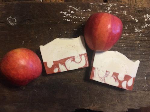 Apple and Sage Goat Milk Soa