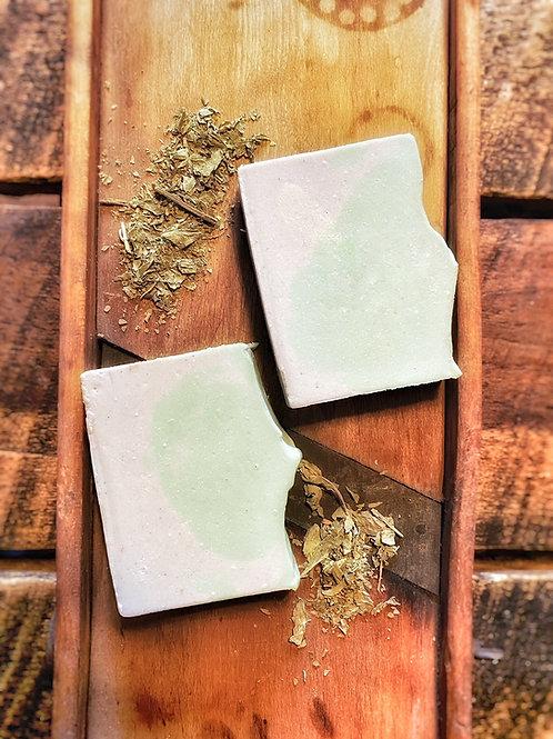 Rosemary & Mint Goat Milk Soap