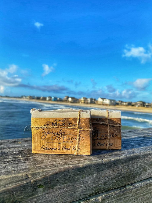 Fisherman's Goat Milk Soap