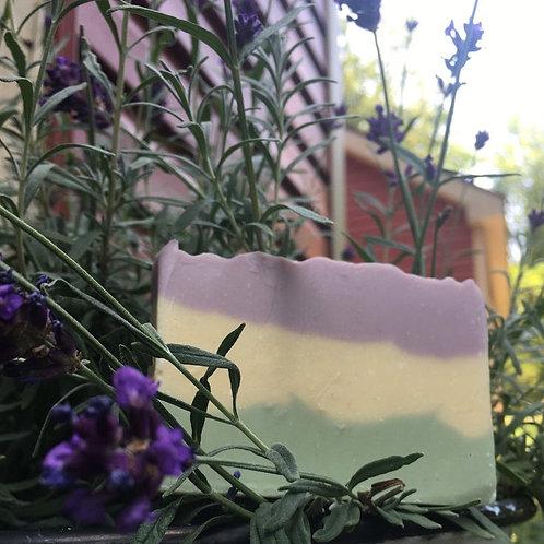 Lavender Fields Goat Milk Face Soap