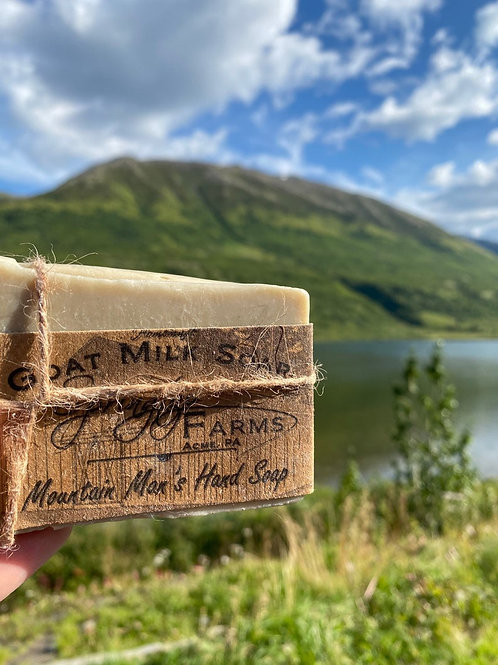 Mountain Man's Goat Milk Soap