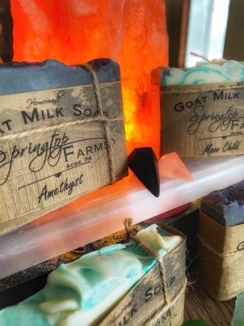 Amethyst Goat Milk Soap