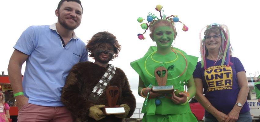 Kids Costume Winners