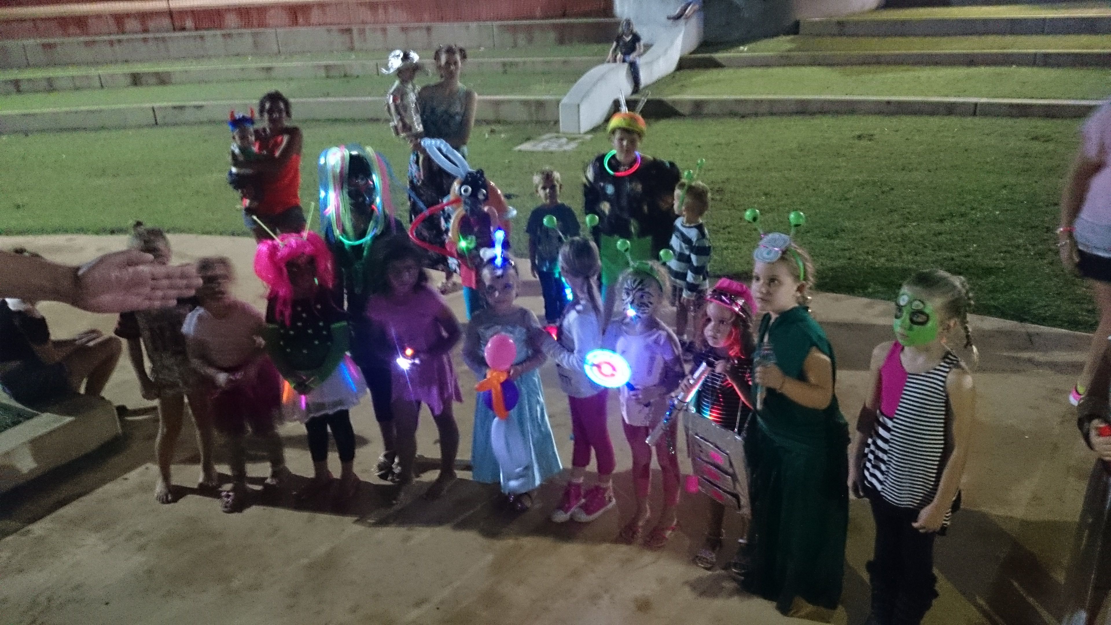 Kids costume finalists