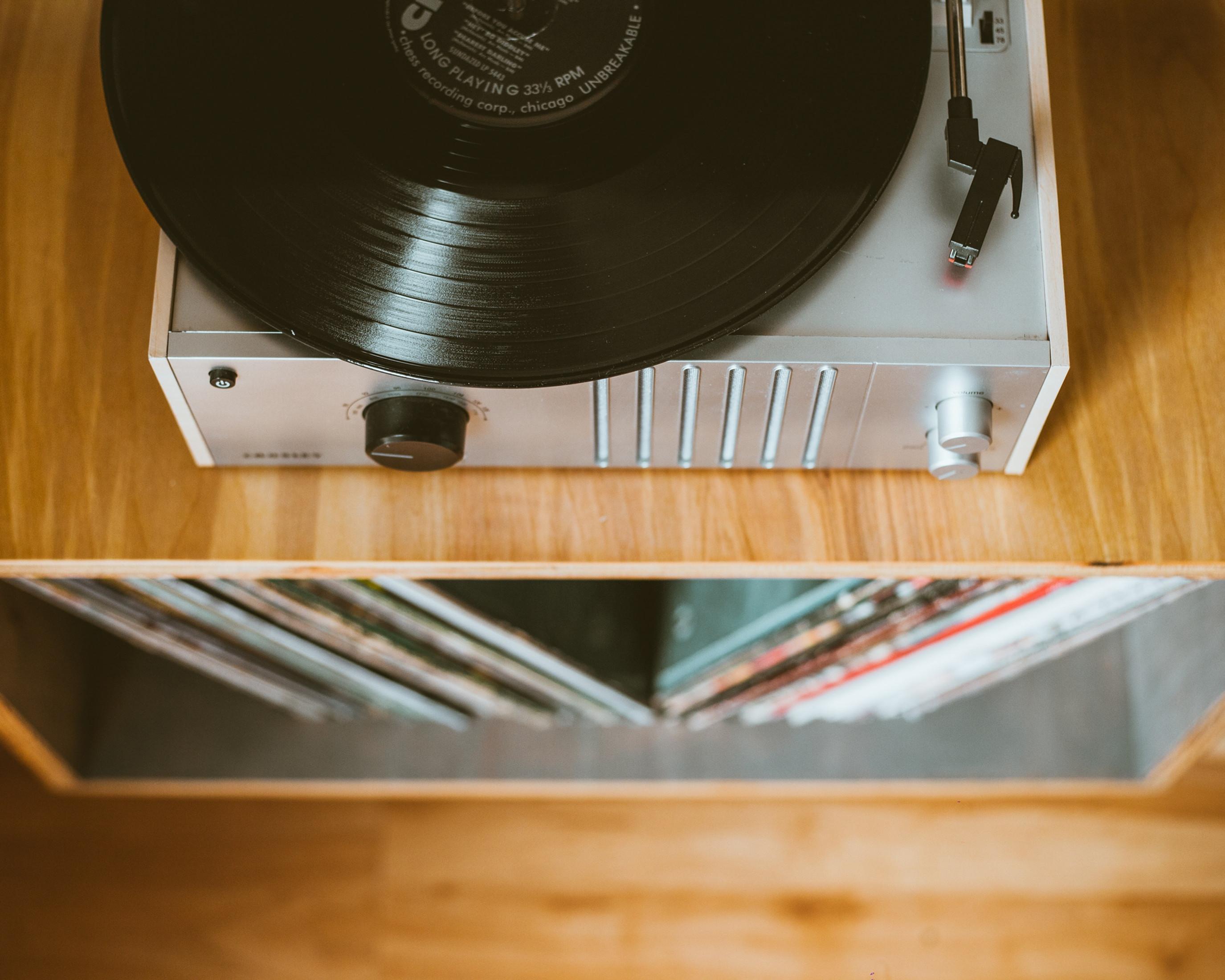 Artist/Album Listening Party