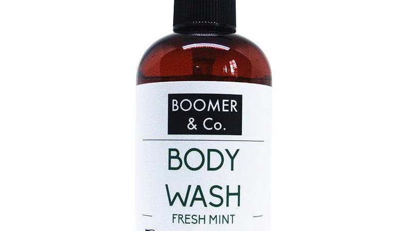 Fresh Mint Body Wash
