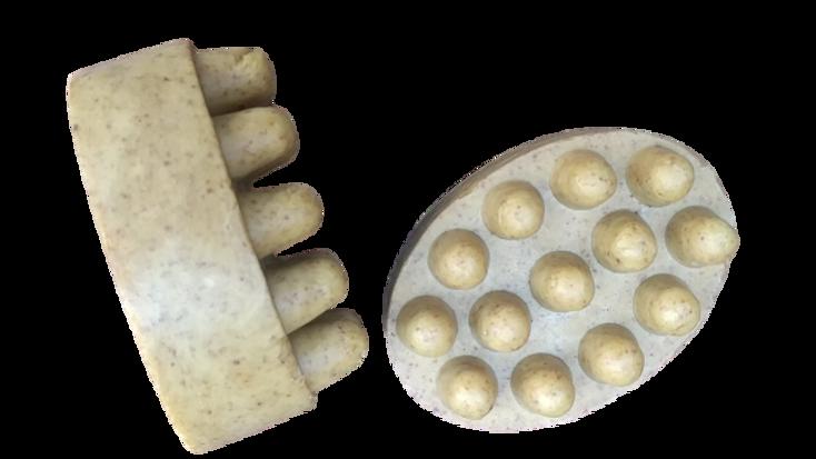 Bamboo Fenugreek Shampoo Bars