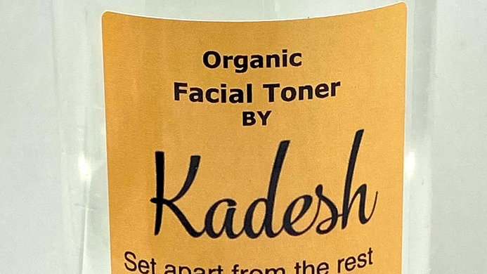 Organic Facial Toner