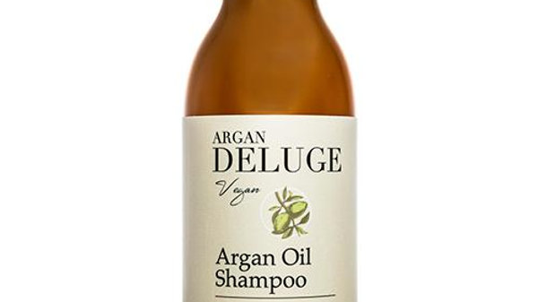 Argan Oil Shampoo-Sulfate,phosphate and Paraben Free 500ml