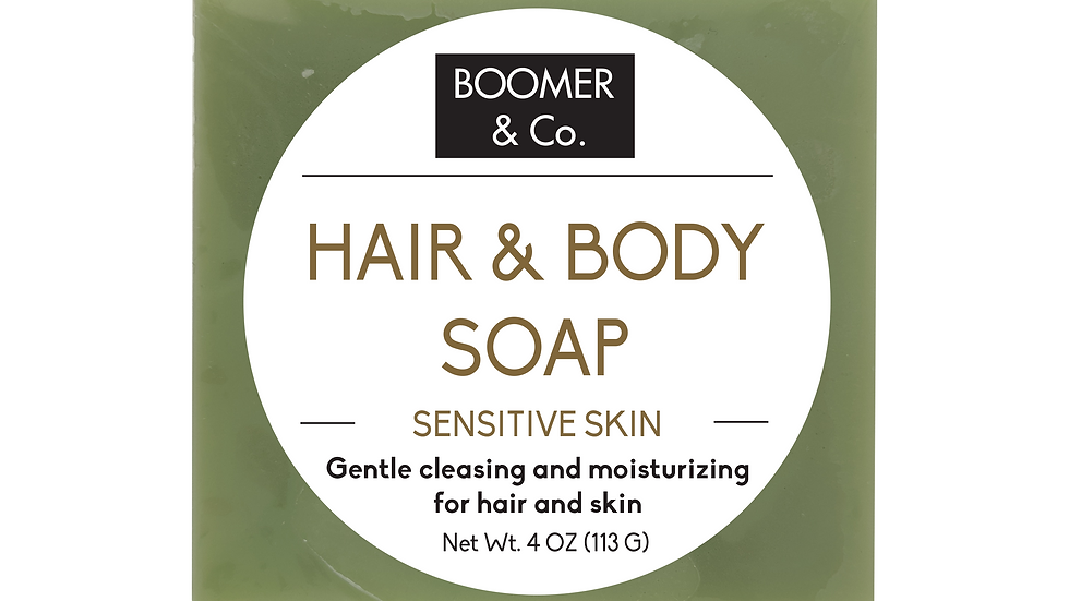 Best Natural Hair & Body Soap