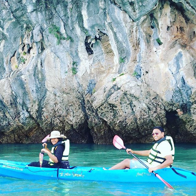 Kayak @ Krabi
