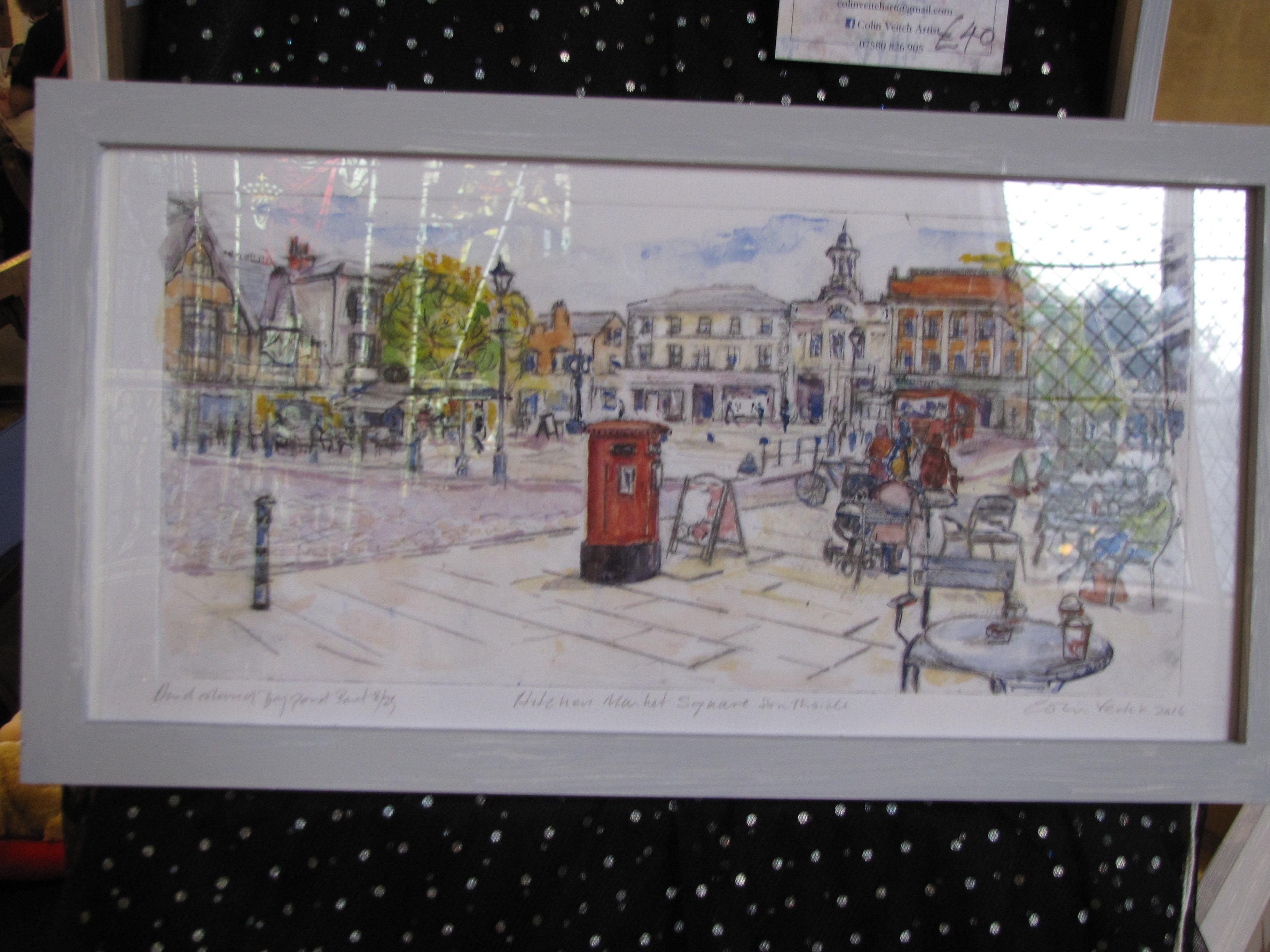 Southside Hitchin Market Square