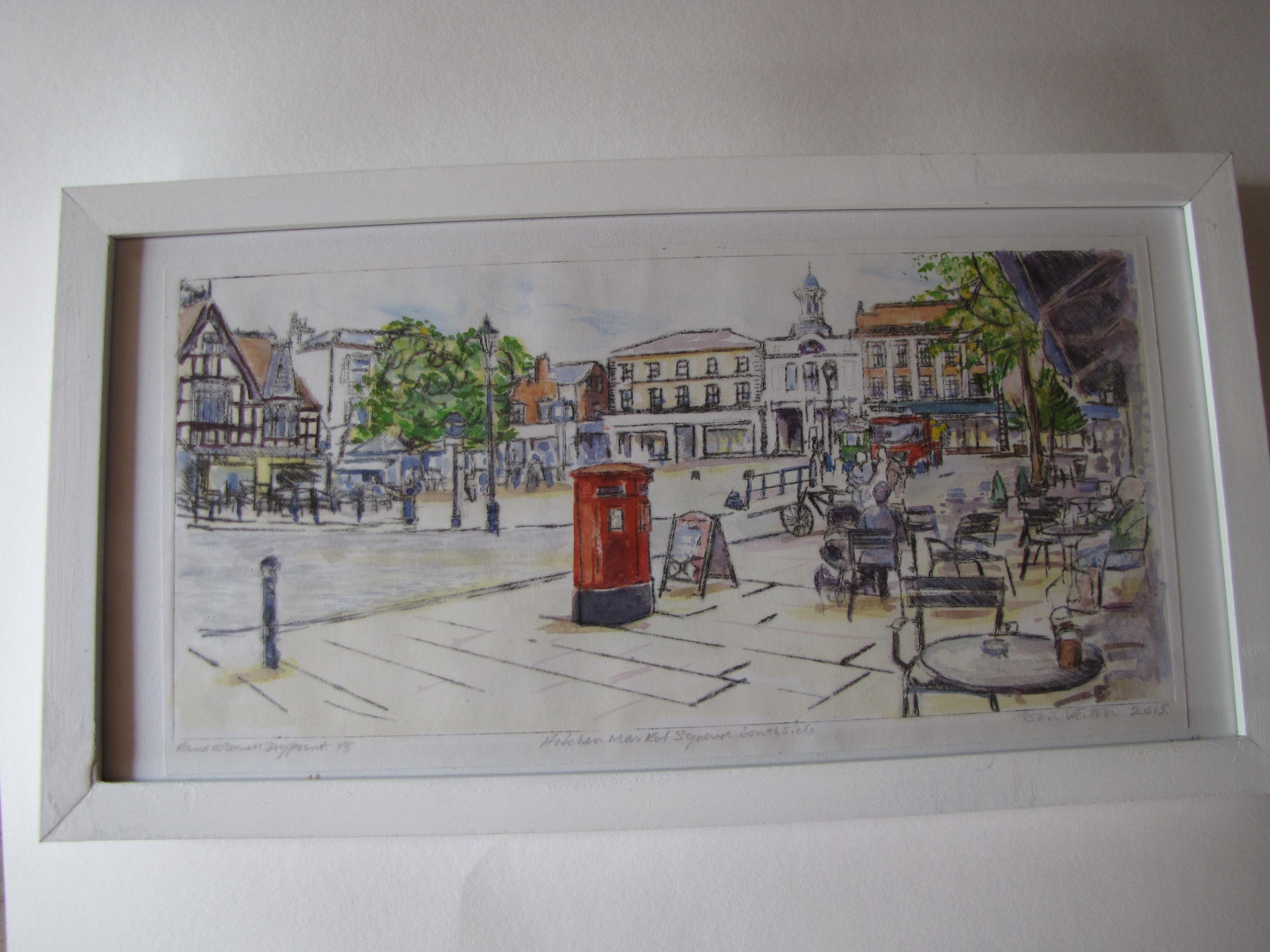 Hitchin Market Square 2