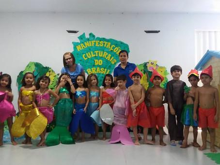 Projeto Manifestações Culturais do Brasil