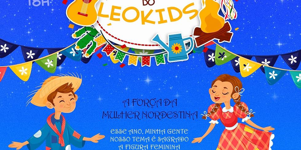Arraia do Leo  Kids