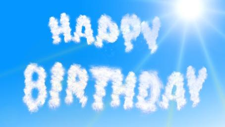 Happy Birthday Sunshine 😊