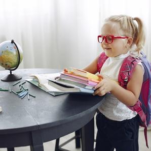 ¿Sabías que la mala visión podría influir en el rendimiento académico de tu hijo?