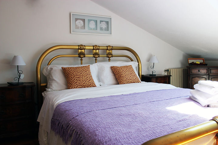 Camera da letto Ofelia Villa Roma Bed and Breakfast Jesolo