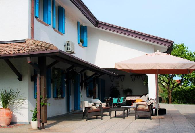 Villa Roma Patio Bed and Breakfast Jesolo