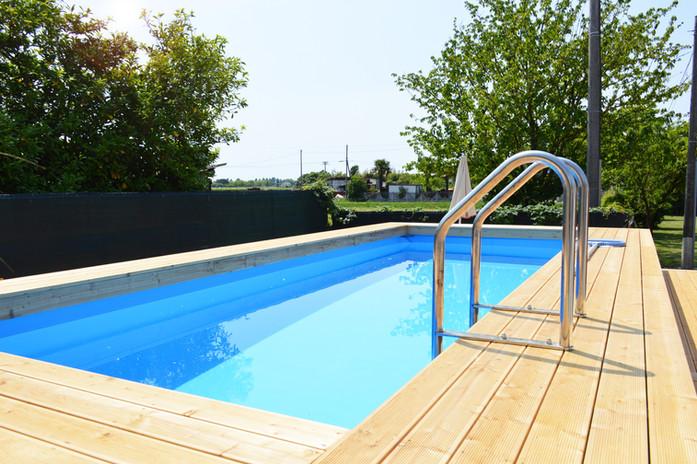 Villa Roma casa vacanze con piscina Jesolo
