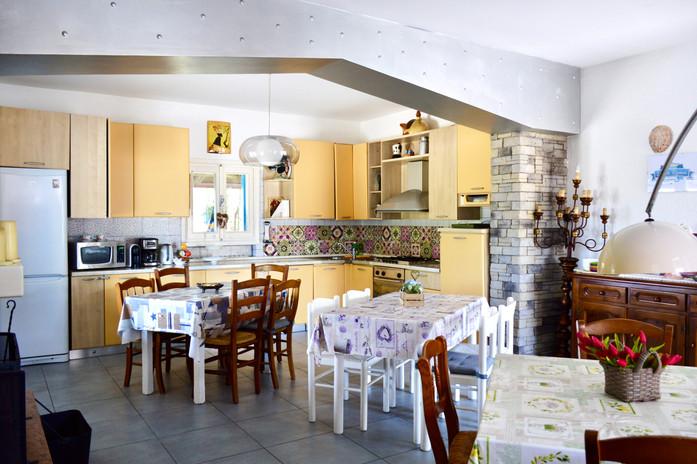 Sala colazione Villa Roma Bed and Breakfast Jesolo