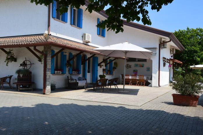 Spazi esterni Villa Roma Bed and Breakfast Jesolo