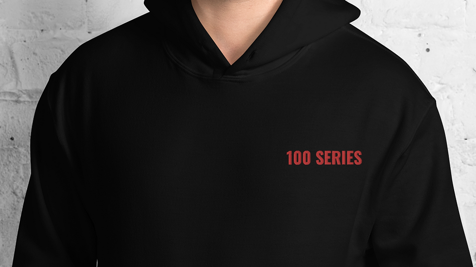 100 Series Embroidered Hoodie