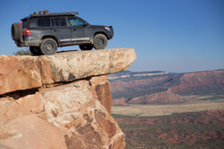 200 Series Top of the World, Moab