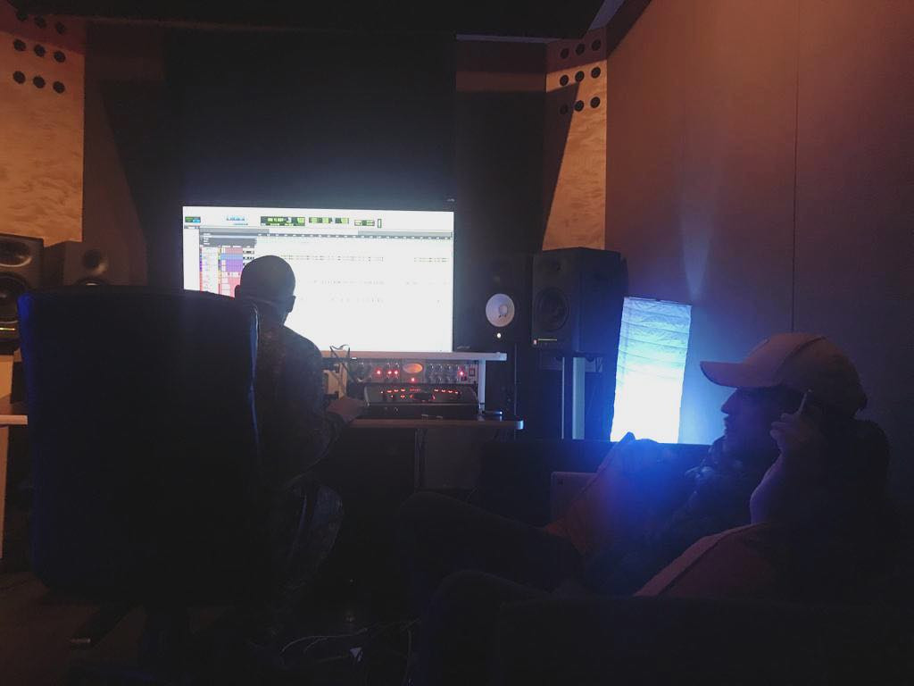 Session - Blunted x Roccstarr (Chris Brown, Neyo, Diplo etc.)