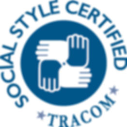 Sarah Steele Social Style by Tracom Certification badge