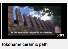 Tokoname Ceramic Path