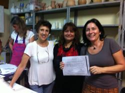 workshop com Silvia Barros e Regina Esher