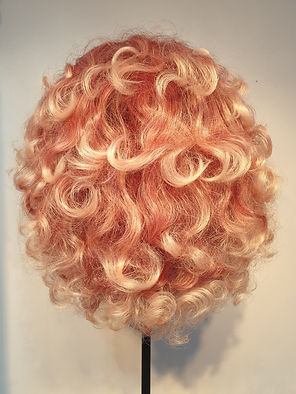 Wig Wham Bamb Pink Wig RuPaul style - Wig Maintenance and Repair Services