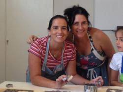 workshop de Pascoa com Aloma