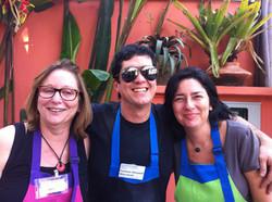 Silvia Boch, Francisco Alessandri e eu