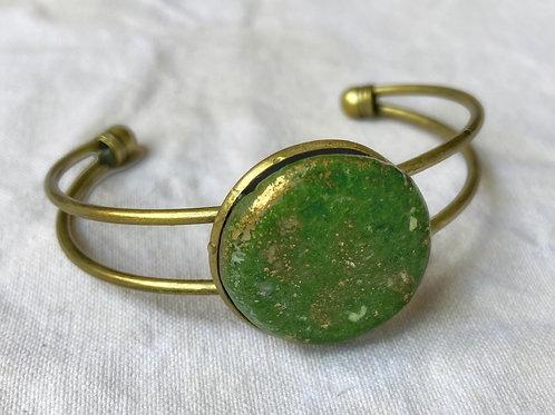 pulseira verde BJ.P1
