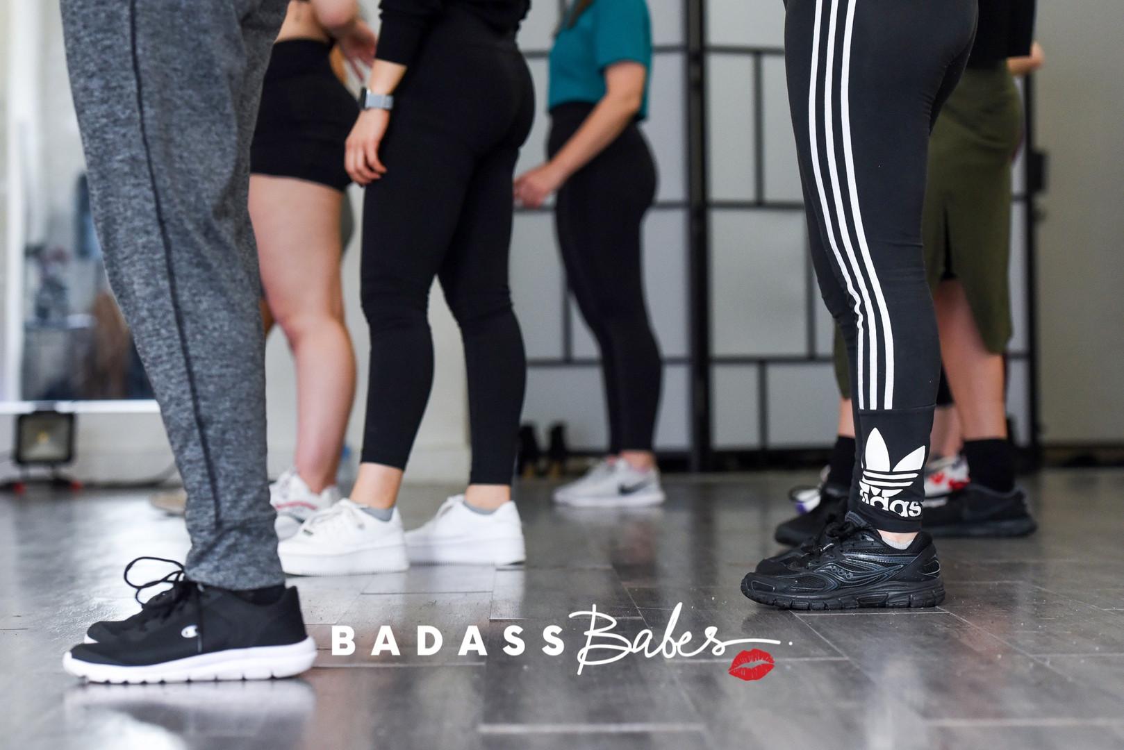 20200112 - Badass Babes - Captive Camera