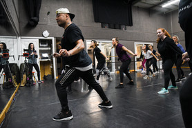 20190228 - Badass Babes Rehearsal - Capt