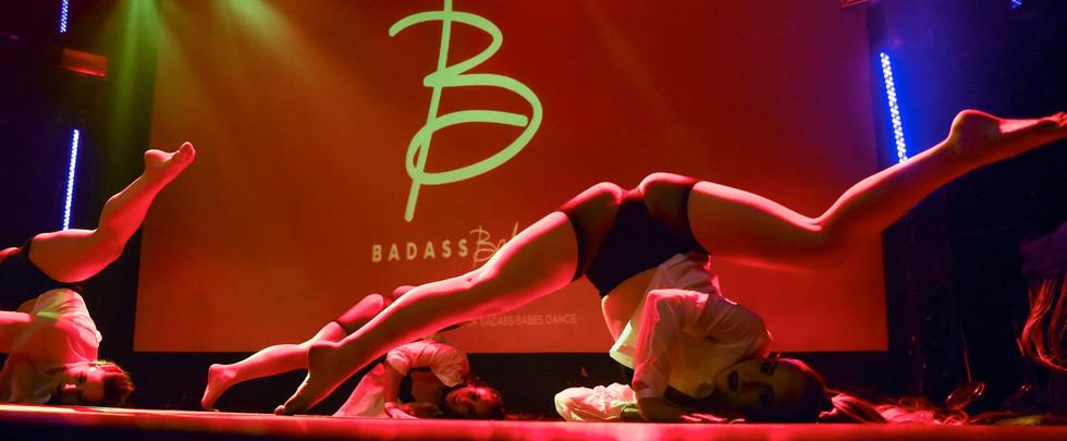 20190324 - Badass Babes - Captive Camera