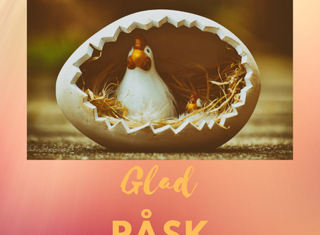 Glad Påsk - ge dig inre och yttre näring!