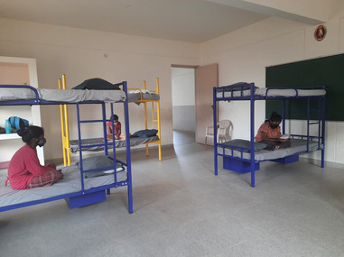 Quarantine Facility for Covid Affected children
