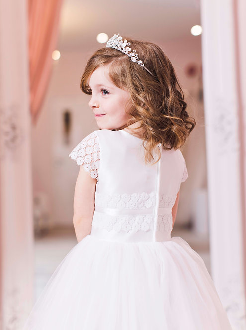 Jasmine- Communion Dress