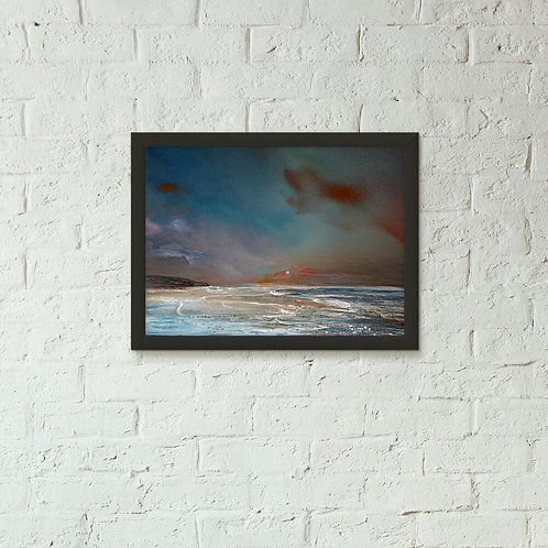 The STRAND PORTSTEWART Limited Edition Giclee Print