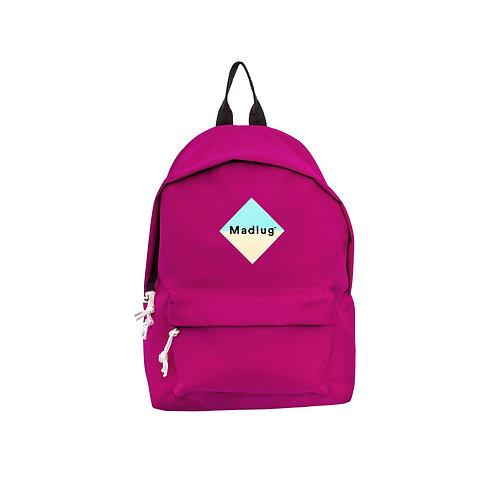 Fuchsia Kids Backpack
